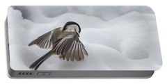 Chickadee - Wings At Work Portable Battery Charger