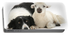 No Sheep Jokes, Please Portable Battery Charger