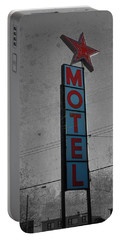 No Tell Motel Portable Battery Charger