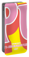 No013 My Kill Bill Minimal Movie Car Poster Portable Battery Charger