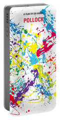 No065 My Polock Minimal Movie Poster Portable Battery Charger