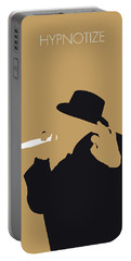 No080 My Notorious Big Minimal Music Poster Portable Battery Charger