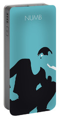 No085 My Linking Park Minimal Music Poster Portable Battery Charger