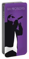 No101 My Jay-z Minimal Music Poster Portable Battery Charger