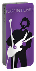 No141 My Eric Clapton Minimal Music Poster Portable Battery Charger