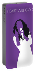No151 My Celine Dion Minimal Music Poster Portable Battery Charger