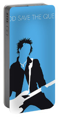 No169 My Sex Pistols Minimal Music Poster Portable Battery Charger