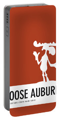 No19 My Minimal Color Code Poster Bullwinkle Portable Battery Charger