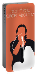 No193 My Simple Minds Minimal Music Poster Portable Battery Charger