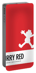 No30 My Minimal Color Code Poster Elmo Portable Battery Charger