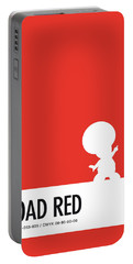 No41 My Minimal Color Code Poster Toad Portable Battery Charger