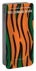 No601 My Jungle Book Minimal Movie Poster Portable Battery Charger
