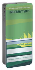 No793 My Inherent Vice Minimal Movie Poster Portable Battery Charger
