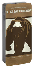 No824 My The Great Outdoors Minimal Movie Poster Portable Battery Charger