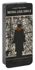 No914 My Mona Lisa Smile Minimal Movie Poster Portable Battery Charger