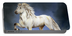 Nobility  Icelandic Horse Portable Battery Charger