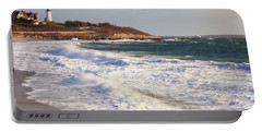Nobska Point Seascape Portable Battery Charger