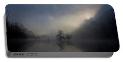 Norris Lake April 2015 Portable Battery Charger by Douglas Stucky