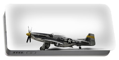 North American P-51 Mustang Portable Battery Charger