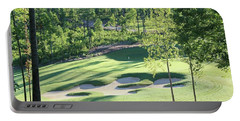 North Carolina Golf Course 12th Hole Portable Battery Charger