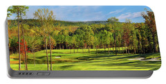 North Carolina Golf Course 14th Hole Portable Battery Charger