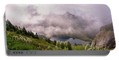 North Cascades National Park Hiking Portable Battery Charger