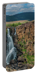 North Clear Creek Falls, Creede, Colorado Portable Battery Charger