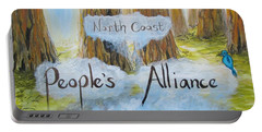 North Coast People's Alliance Portable Battery Charger