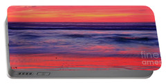 Portable Battery Charger featuring the photograph North County Colors by John F Tsumas