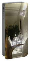 North - Eastern African Home - Lanterns And Jug Portable Battery Charger