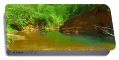 North Fork River Bend Portable Battery Charger