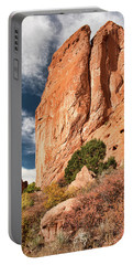 North Gateway Rock - Garden Of The Gods Portable Battery Charger