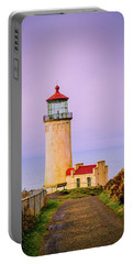 Portable Battery Charger featuring the photograph North Head Lighthouse by Bryan Carter