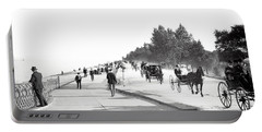 North Lake Shore Drive - Chicago 1905 Portable Battery Charger