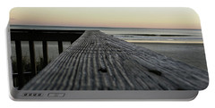 Portable Battery Charger featuring the photograph North Myrtle Beach Evening by Robert Knight