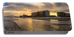 North Myrtle Beach Sunset Portable Battery Charger