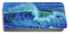 North Shore Wave Hawaii Jenny Lee Discount Portable Battery Charger
