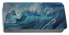 North Shore Wave Oahu Portable Battery Charger