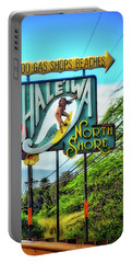 North Shore's Hale'iwa Sign Portable Battery Charger