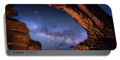 North Window Milky Way Portable Battery Charger