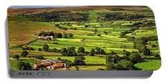 North York Moors Countryside Portable Battery Charger
