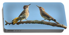 Northern Flickers Communicate Portable Battery Charger