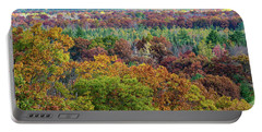 Northern Michigan Fall Portable Battery Charger