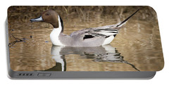 Northern Pintail Drake Portable Battery Charger
