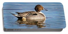 Northern Pintail Duck Portable Battery Charger