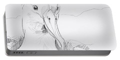 Northern Royal Albatross Portable Battery Charger