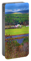 Northern Vermont Vista Portable Battery Charger