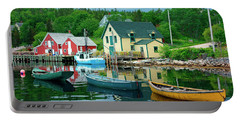 Northwest Cove, Nova Scotia, Canada Portable Battery Charger