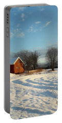 Norwegian Winter  Portable Battery Charger