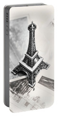 Nostalgia In France Portable Battery Charger by Jorgo Photography - Wall Art Gallery